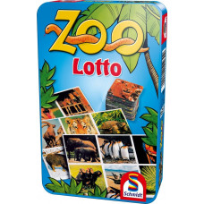 Állat Lotto - Fémdobozos (51230) Zoo Lotto (51230) | Rubik kocka