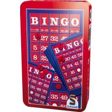 Bingo fémdobozosjáték (51220) Bingo in Metalldose