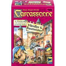 Carcassonne 2. kiegészítő - Kereskedők és építészek Carcassonne,Händler & Baumeist(48135)