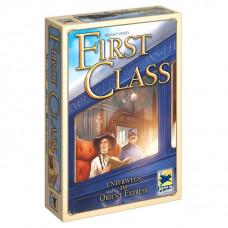 First Class (48262) First Class: Unterwegs im Orient Express