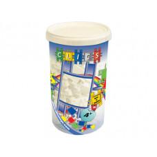 Henger építőkészlet - Fehér (CK020) Clics Tube - Basic White