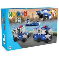 Hero Squad Police box - 8 in 1 (BC001)
