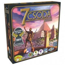 7 Csoda - 7 Wonders Társasjáték, Magyar nyelvű   Rubik kocka