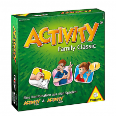 Activity Family Classic Társasjáték   Rubik kocka