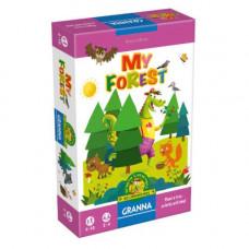 Az én erdőm, magyar nyelvű társasjáték   Rubik kocka