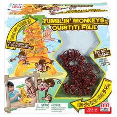 Bukfencező majmok társasjáték   Rubik kocka