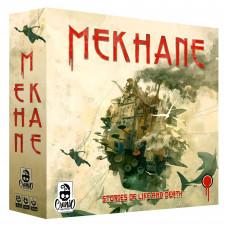 Cranio Creations Társasjáték - Mekhane   Rubik kocka