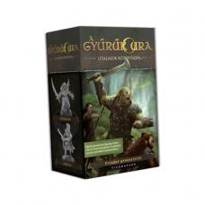 Delta Vision 950296 A Gyűrűk Ura - Utazások Középföldén - Eriador gonosztevői figurapakk társasjáték kiegészítő   Rubik kocka