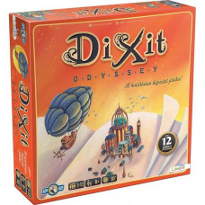 Dixit Odyssey Társasjáték, Magyar nyelvű   Rubik kocka