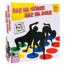 Kifacsaró társasjáték családi móka   Rubik kocka