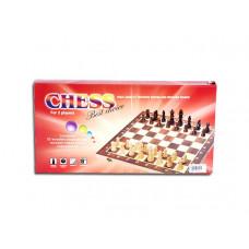 Fa sakk készlet 35x36x2cm | Rubik kocka