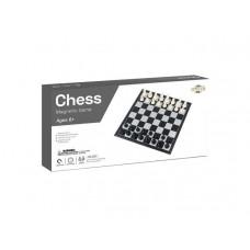 Mágneses sakk készlet dobozban 25x25cm | Rubik kocka
