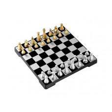 Mágneses úti sakk arany-ezüst színben | Rubik kocka