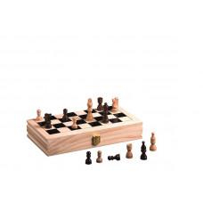 Sakk fából 28*28 cm-es - Piatnik | Rubik kocka