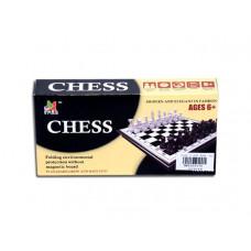 Sakk játékszett 16x16cm | Rubik kocka